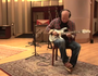 Mark Knopfler plays 'The Last Post' on electric guitar