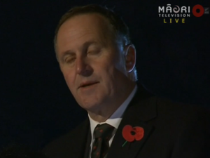 Watch: Highlights from the dawn service at Gallipoli