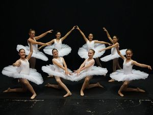 Ballerinas dress up in style with Kids grant