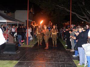 Anzac Centenary Hervey Bay Dawn