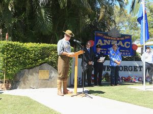 Anzac Day at Toogoom