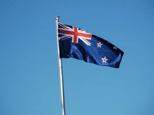 WHERE WAS THE NZ FLAG? Kiwis disappointed at representation