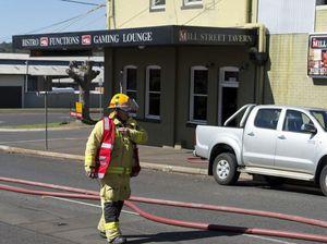 Mill Street Tavern fire