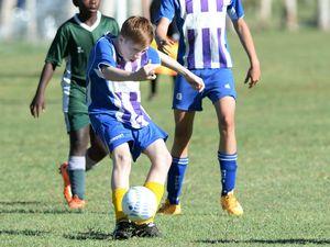 Rocky junior soccer