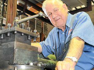 Maryborough man recognised as pillar of the community