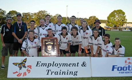Lismore Richmond Rovers won the Football Far North Coast Men's Open