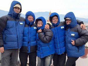Mackay six on Mt Everest are safe after earthquake
