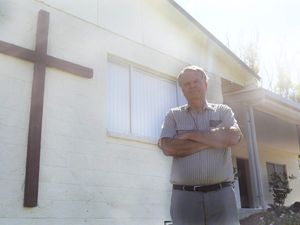 Church vandals attacked the Grafton Christian Outreach Centre