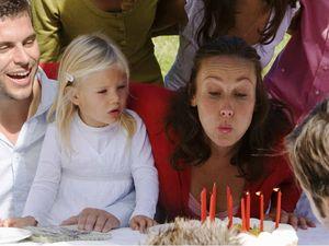 Modern Mum: Celebrating birthdays is getting old