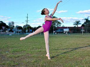 Dancer gets big gig