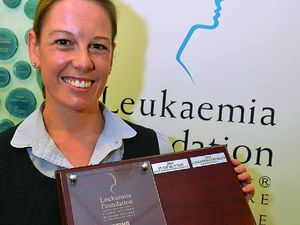 Adem Crosby's award recognises nurse's effort