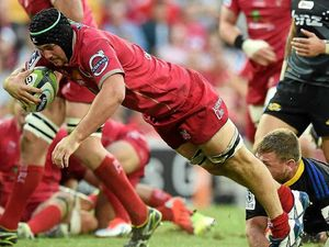 Reds blown away by hot Hurricanes