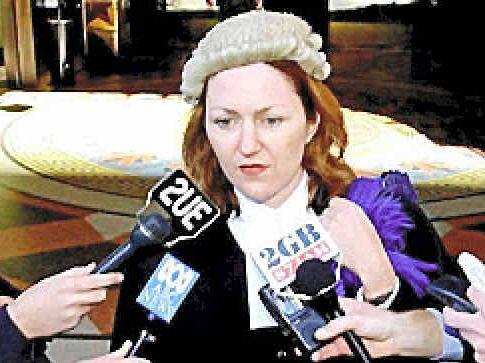 Crown prosecutor Margaret Cunneen.