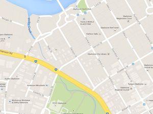 Gas leak on Glenlyon Street, Gladstone Central