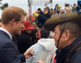 Anzac commemoration: Prince Harry at Lone Pine