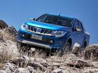 MY16 Mitsubishi Triton launches with 'car-like' ability