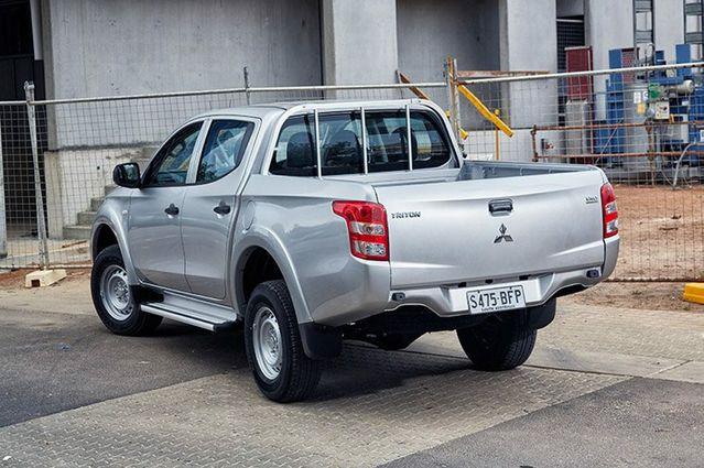 2016 Mitsubishi Triton review | New range has rugged decorum