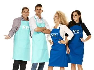 Ash and Camilla tip Poms to be first all-male MKR winners