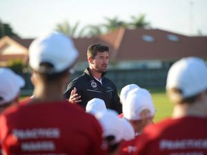 Football clinics are a coaching launch pad for Kewell