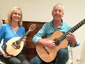 Local musicians play the classics at Stings Attached Concert