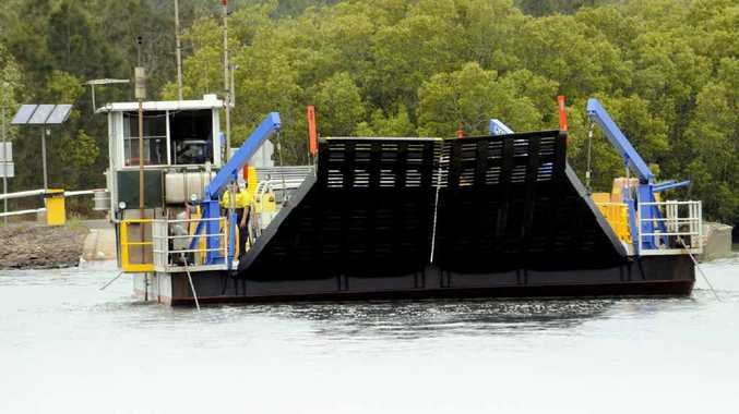 DRIVEN TO ACT: Because the Burns Point Ferry operates at a loss to Ballina Shire Council, councillors have voted to force season pass holders to fork out $115 extra a year for the vital service.