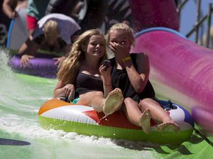 Yahoo! Monster Slide set to slip into Caloundra