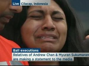 Bali Nine families make one last heartbreaking plea