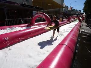 Monster Slide New Zealand