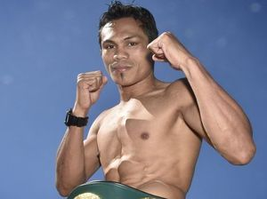 Dib keen to take up Asis title fight challenge