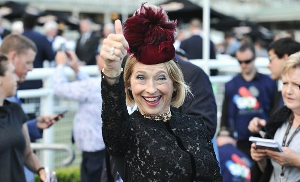 Gai Waterhouse won her first Melbourne Cup with Fiorente in 2013.