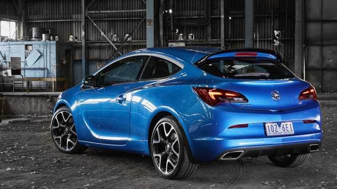 CAPTIVATING: 2015 Holden Astra VXR