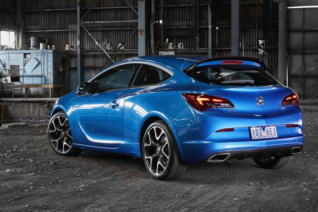 CAPTIVATING: 2015 Holden Astra VXR