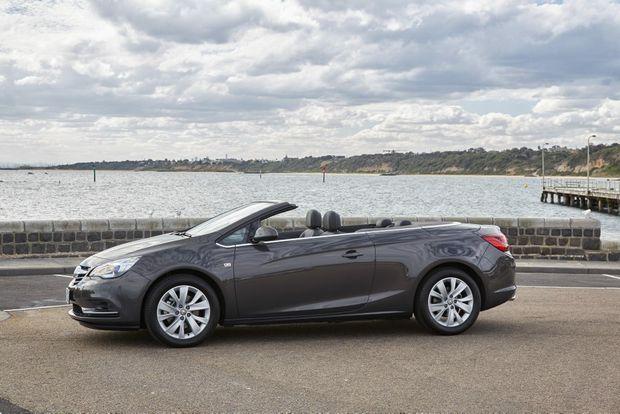 The Holden Cascada.