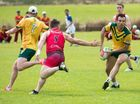 Fit Touch World Cup day one, leisure park Australia V Wales. 29 April 2015 Photo Trevor Veale / Coffs Coast Advocate