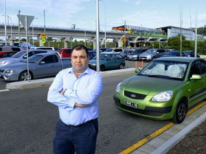Man cops $227 fine at train station