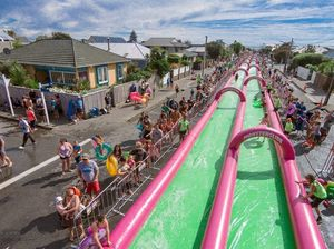 Monster Slide organisers cancel this weekend's event