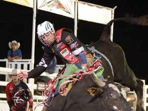 Veteran bull rider excited and ready for Hervey Bay event