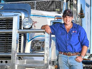Trucks help make Kingaroy Show bigger