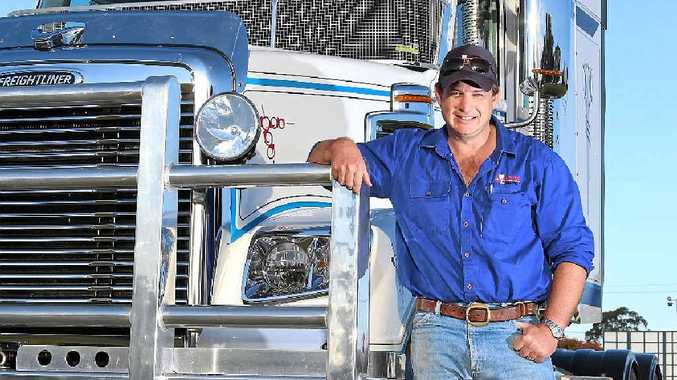 FRESH AIR: Jared Seiler wants you to come along to the Kingaroy Truck Show and Shine.
