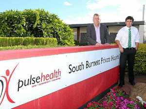 Private hospital closure confirmed