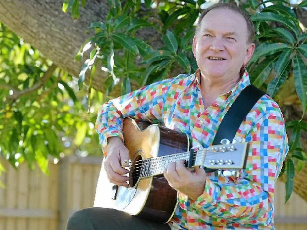 Mackay singer/songwriter Graeme Connors will hold songwriting workshops during this year's Whitsunday Voices Youth Literature Festival.