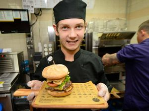 VIDEO: Jobs help cater for Create Your Taste burger demand