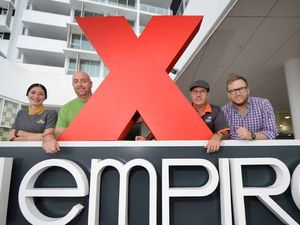 CQ's best and brightest get together to spread ideas at TEDx