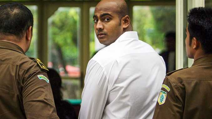 Myuran Sukumaran refused to wear a blindfold in front of the firing squad