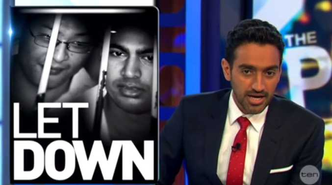 The Project's Waleed Aly explains how the late Bali Nine smugglers Andrew Chan and Myuran Sukumaran were let down five separate times ahead of their execution this week