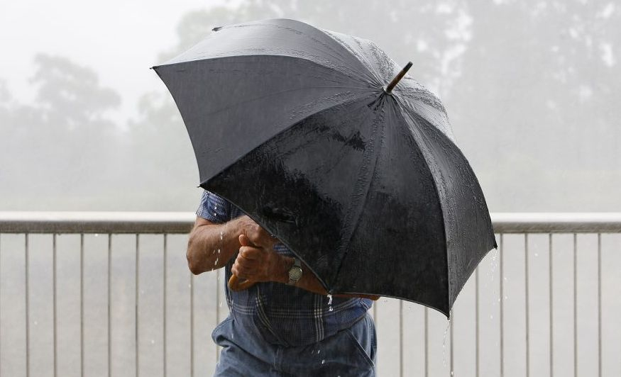 Wet weather has been forecast for Gladstone.
