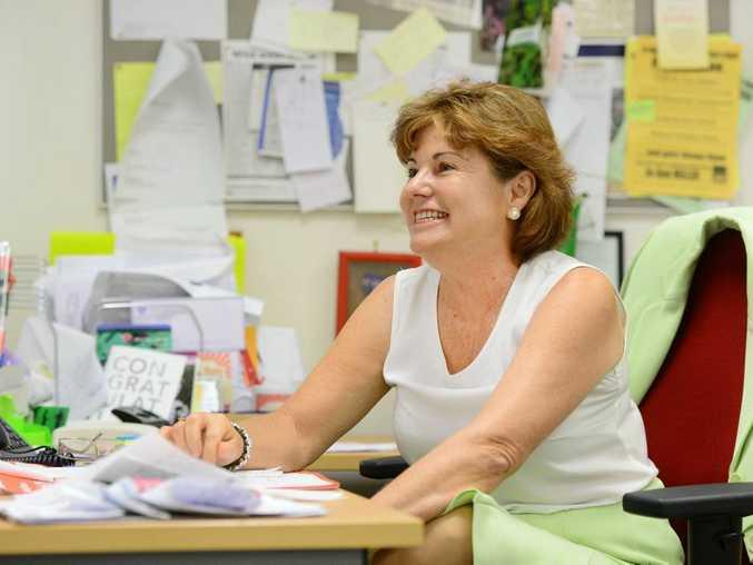 Member for Bundamba Jo-Ann Miller