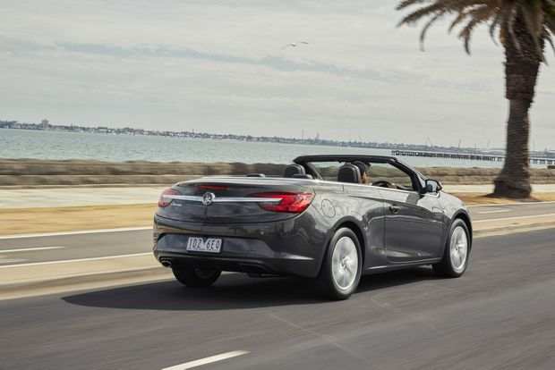 The Holden Cascada.