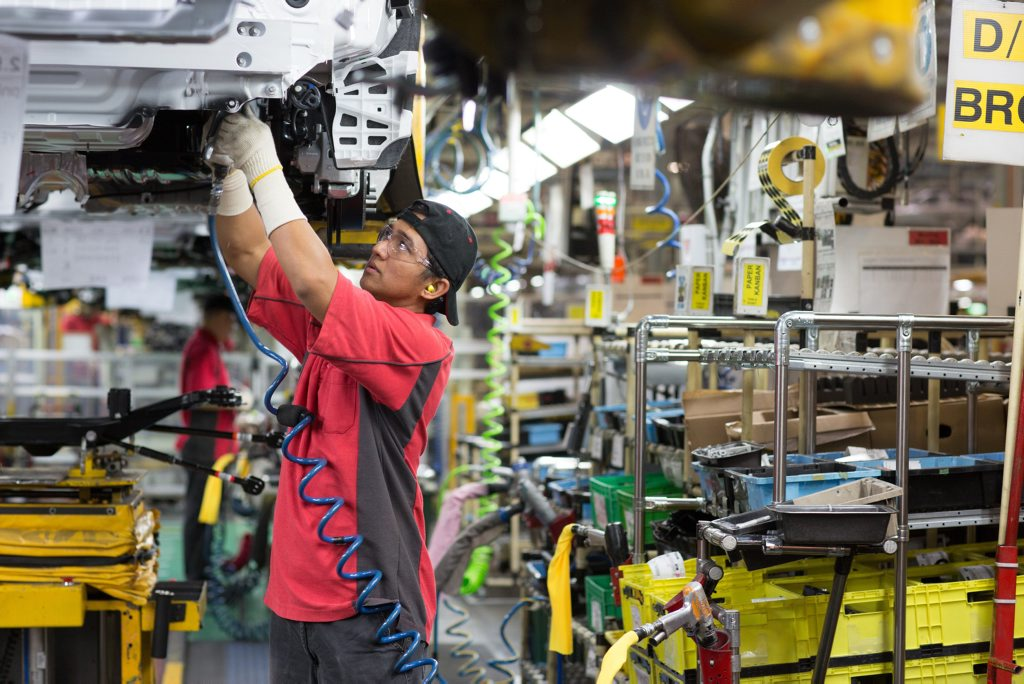 Toyota's local manufacturing will end in 2017.