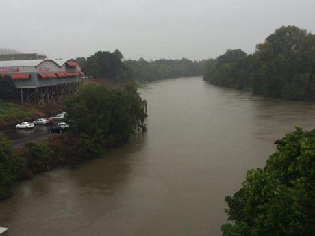 Wilsons River at Lismore